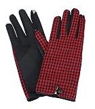 Isotoner Women's SmarTouch Checkered Glove