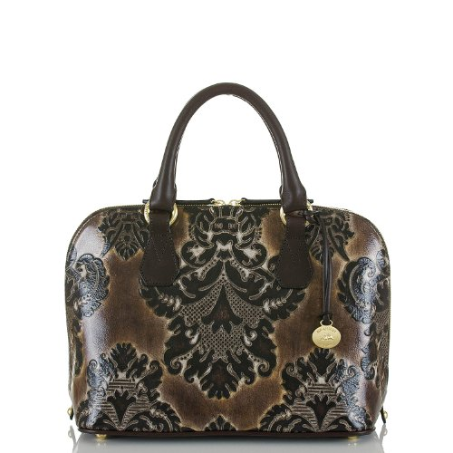 Vivian Dome Satchel<br>Fresco