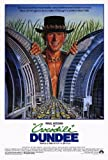 Crocodile Dundee Movie Poster (27 x 40 Inches - 69cm x 102cm) (1986) -(Paul Hogan)(Linda Kozlowski)(John Meillon)(David Gulpilil)(Mark Blum)
