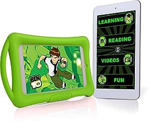 Eddy - Cartoon Network Ben 10 Kids Tablet (WiFi), Intel Series with Bumper Case