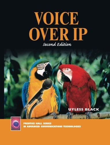 Voice Over IP (2nd Edition)