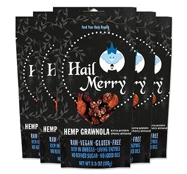 Cherry Almond Hemp Grawnola