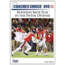 Running back Play in the Pistol Offense