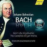 Bach : L'oeuvre pour orgue.