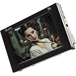 Ikan D5-N On Camera Field Monitor (Black)