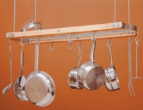 Cheap Ceiling Oval Pot Rack (B0000TM6JE)