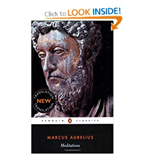 Meditations (Penguin Classics) by Marcus Aurelius, Martin Hammond and Diskin Clay