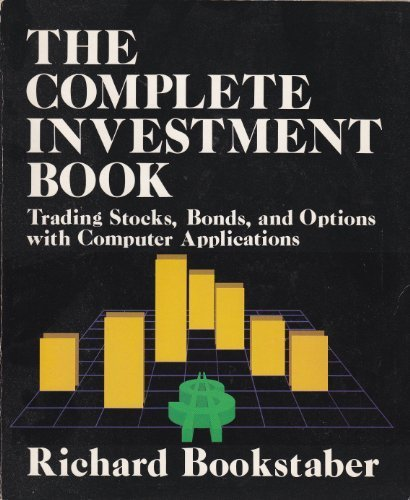 The Complete Investment Book: Trading Stocks,