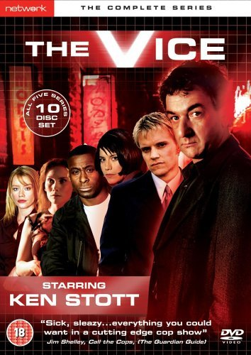 The Vice - The Complete Series [DVD] by Ken Stott