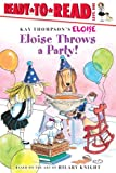 img - for Eloise Throws a Party! book / textbook / text book