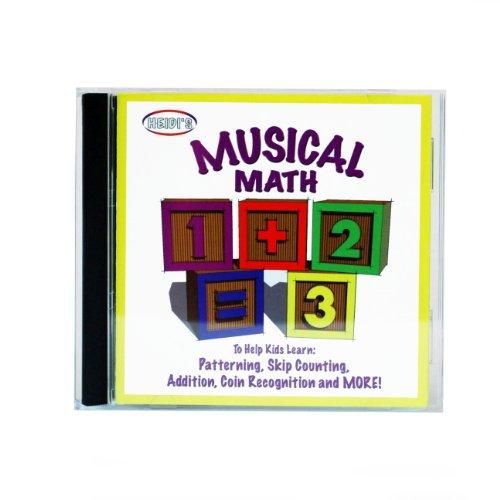 Musical Math Cd