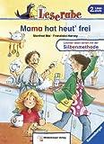 Leserabe - Mama hat heut' frei: Band 20, Lesestufe 2