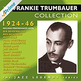Frankie Trumbauer And His Orchestra - Plantation Moods / Troubled