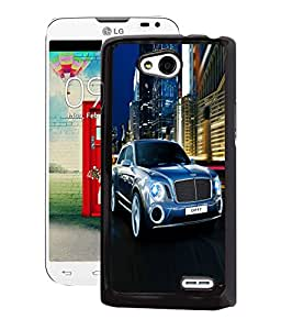Fuson 2D Printed Marvelous Luxury Car Designer Back Case Cover for LG L90 - D811