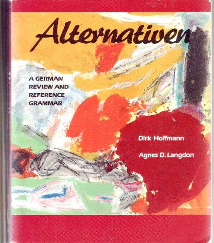 Image for Alternativen A German Review and Reference Grammar
