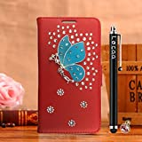 Locaa(TM) For OnePlus 2 Two One Plus 2 3D Bling Case + Gift