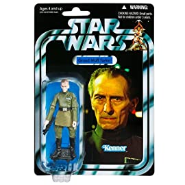 Grand Moff Tarkin VC98 Episode IV Star Wars Action Figure