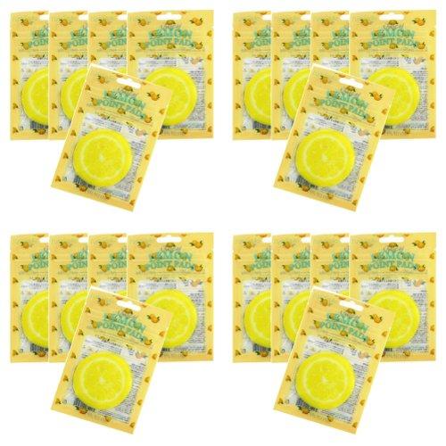 ピュアスマイル ジューシーポイントパッド レモン20パックセット