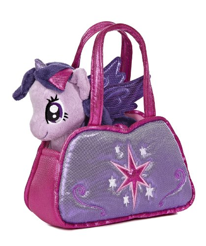 "Aurora World My Little Pony Princess Twilight Sparkle Cutie Mark Carrier (6"" Carrier/6.5"" Pony) - 1"