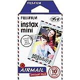 Fuji Instax Mini Films Airmail X Fujifilm Mini 8/50s Mini 25/90 Mini 7