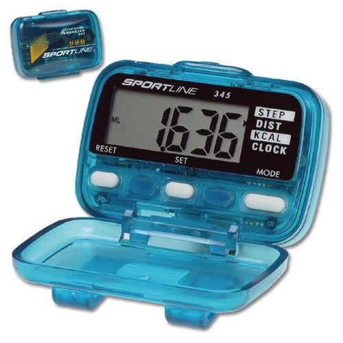 Sportline Electronic Pedometer 345