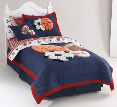 InStyle Big League Comforter Set
