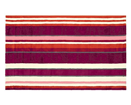 The Rug Market Capri Stripe Area Rug  Size 5'x8'