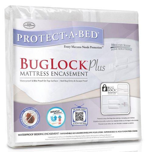 Protect A Bed BugLock Plus Bed Bug Mattress Encasement