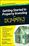img - for Getting Started in Property Investment For Dummies book / textbook / text book