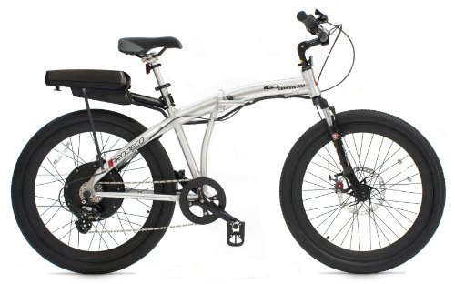 Prodeco Technologies G Plus Genesis Electric Folding Bicycle (36V, 500W)