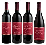 Parducci Mendocino Collection Mixed Pack, 4 X 750 mL
