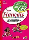 Cahiers de L'Année de - Français CE2