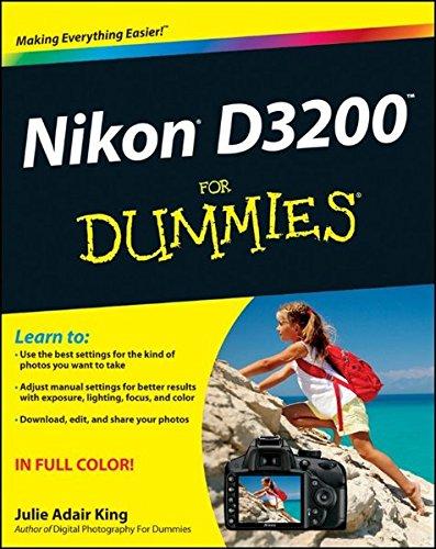 Download Nikon D3200 For Dummies