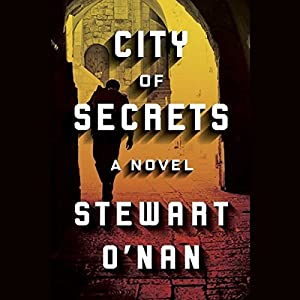 City of Secrets Audiobook
