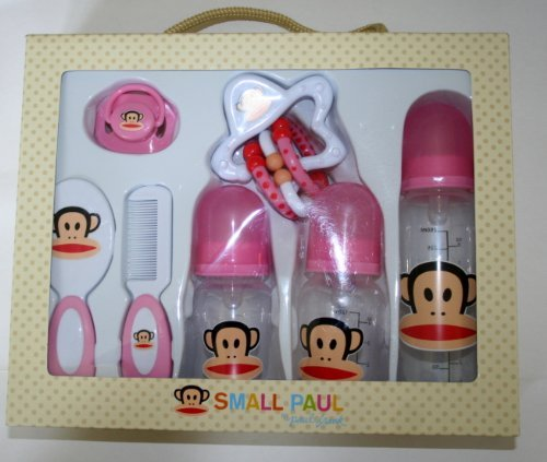 Small Paul by Paul Frank Infant Care Gift Set - 1
