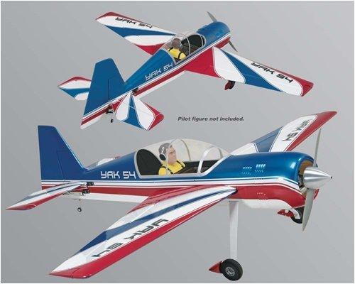 Giant 25% YAK 54 Sport 3D ARF 1.6-1.8, 81