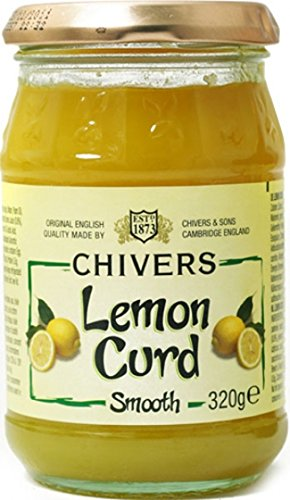 Chivers Lemon Curd Preserve, 11.3 Ounce