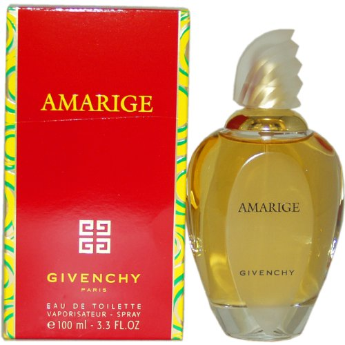 Amarige By Givenchy For Women. Eau De Toilette Spray 3.3 Oz.