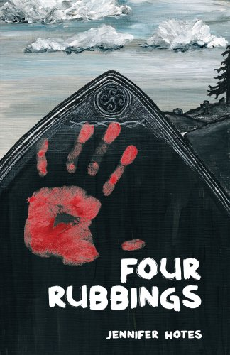 Four Rubbings by Jennifer L. Hotes ebook deal