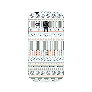 Ebby Tribal Chic04 Premium Printed Case For Samsung S3 Mini 8190