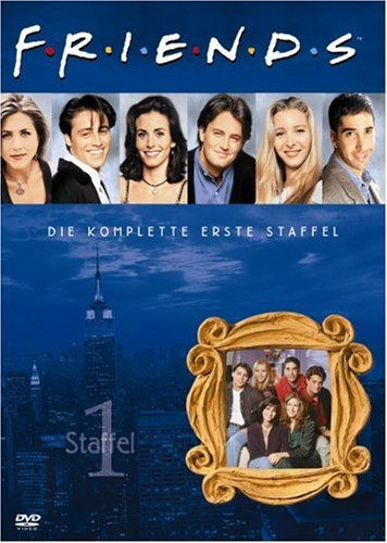 Friends - Die komplette erste Staffel (4 DVDs)