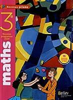 Maths 3e : Programme 2009