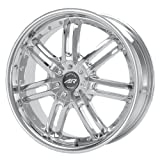 American Racing Haze (Series AR663) Chrome - 17 X 7.5 Inch Wheel
