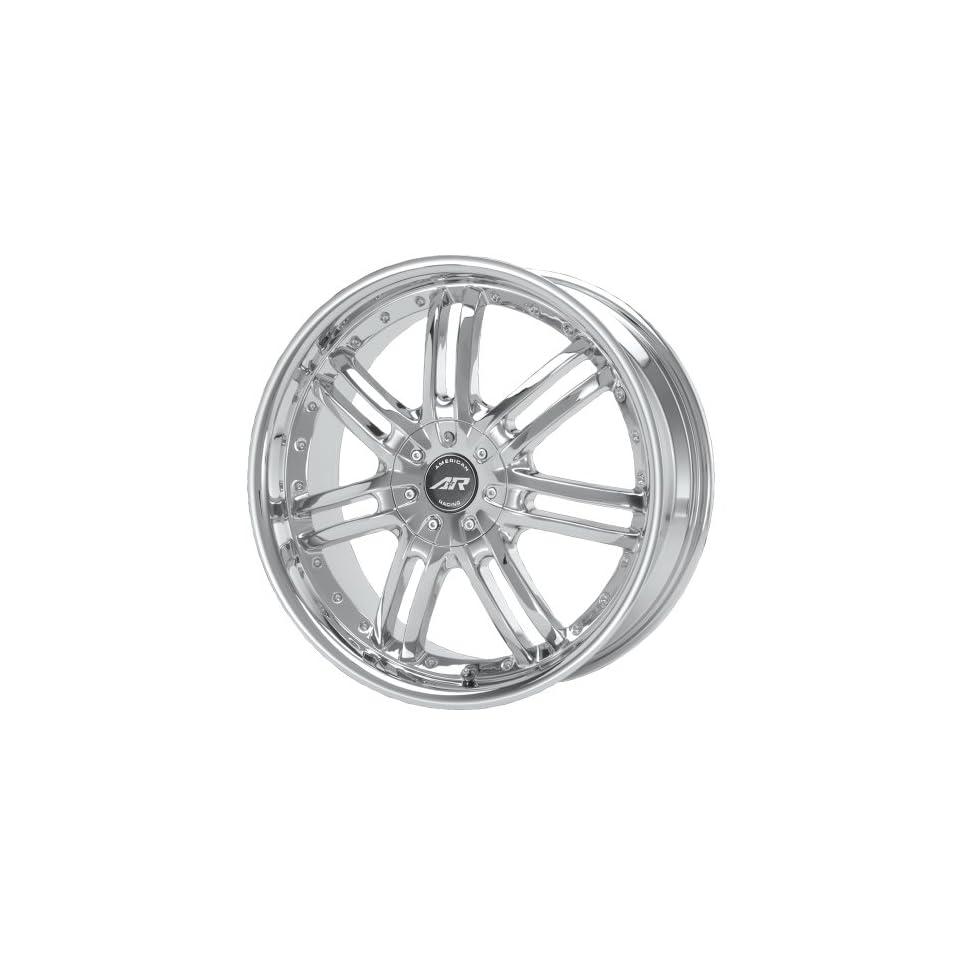 American Racing Haze AR663 Chrome Wheel (16x7/4x100mm)