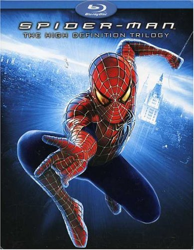 Sale alerts for Sony Pictures Spider-man Trilogy Box Set [Blu-ray] - Covvet