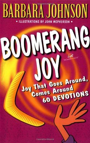 Boomerang Joy PDF