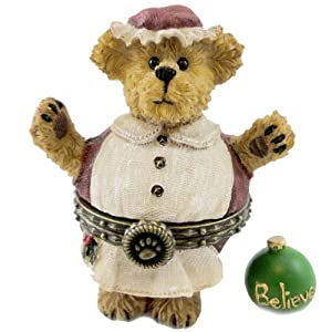 Boyds Bears Chrissy Plump 'n Waddle... Believe 4014770