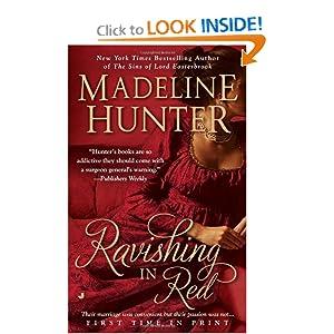 Ravishing in Red - Madeline Hunter