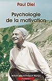 img - for Psychologie de la motivation book / textbook / text book