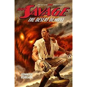 Doc Savage: The Desert Demons (The Wild Adventures of Doc Savage)
